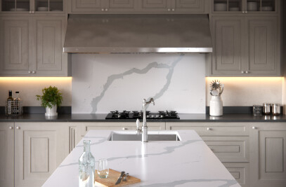 Silestone Eternal Bianco Calacatta