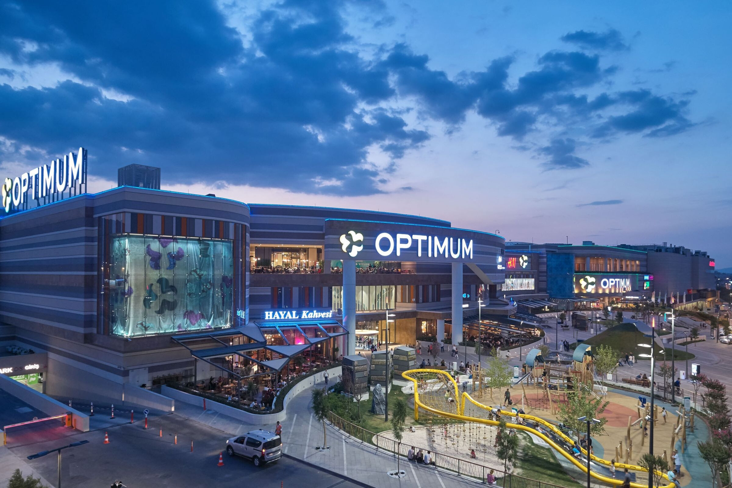 Optimum Izmir Expansion