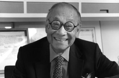 I.M. Pei 1917 - 2019