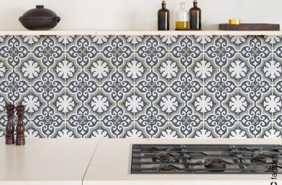 Cement tiles Mosaic factory