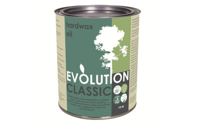 Evolution Hardwax Oil Satin