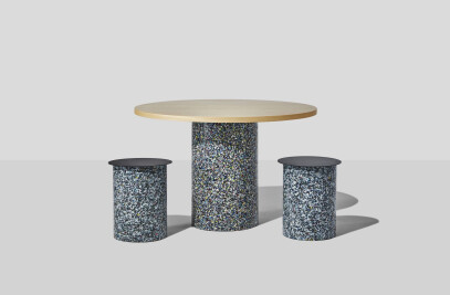 Confetti Round Table