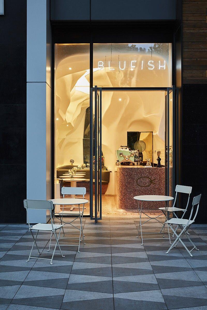 Blufish Cafe Yingke