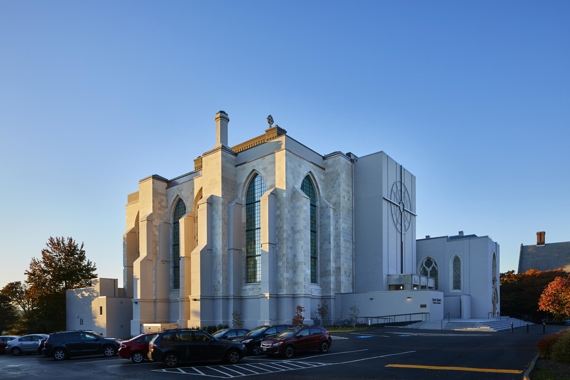St. Mark's Cathedral Expansion and Renovation