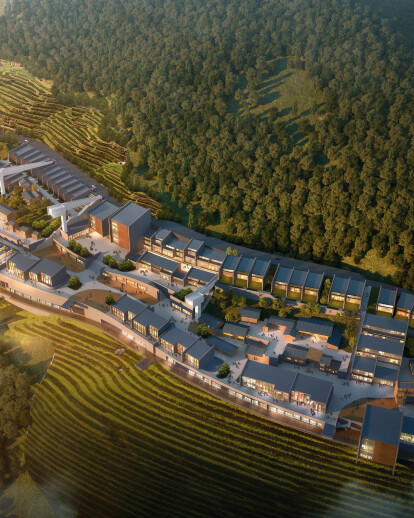 Yangtze Village / Ecological Tourism