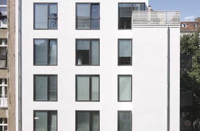 Uhlandstrasse residential complex