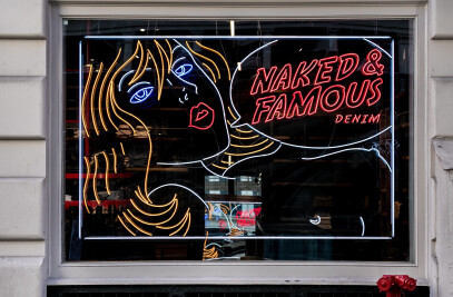 Naked and Famous Denim