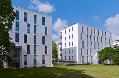 Ernst Reinke strasse residential complex