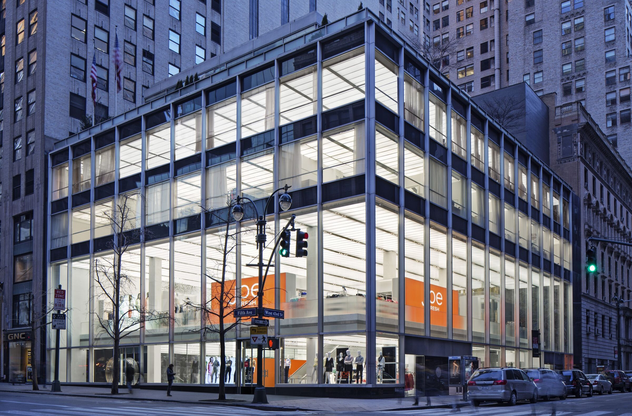 510 Fifth Avenue Renovation and Adaptive Reuse