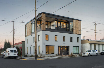 The Gragg Loft Apartment Building