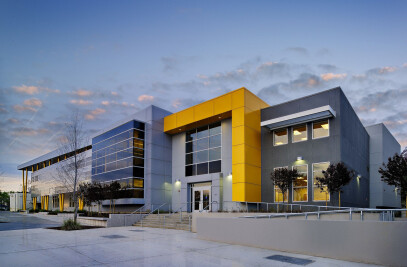 Edison High School Academic Building