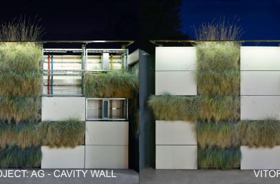 AIR GARDEN - AG CAVITY WALL
