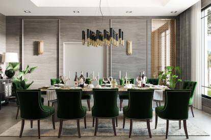 Modern Classic House Interior Design Comelite Architecture Structure And Interior Design Archello