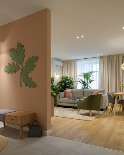 GZ. Apartment