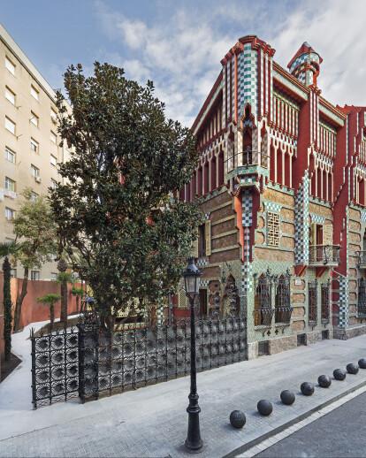 Restoration of Casa Vicens