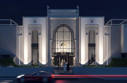Aswar Hotel - Modern Moroccan Hotel Design