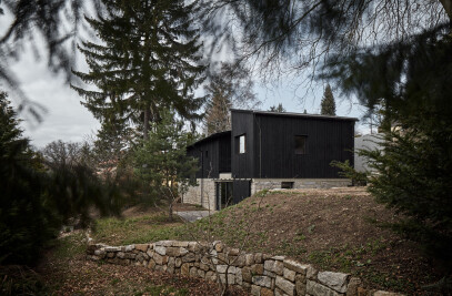 House Behind the Wall