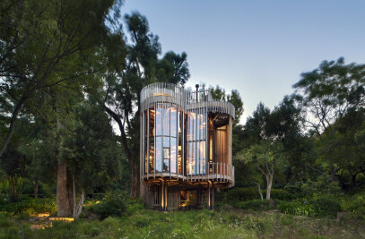 Paarman Tree House