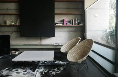 Chopo coffee table