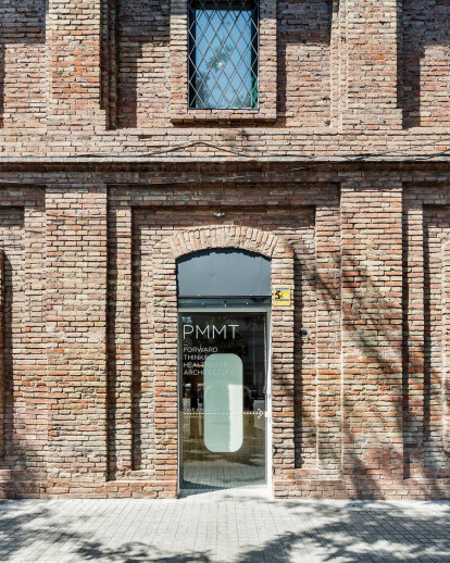 The New Office Of PMMT Arquitectura