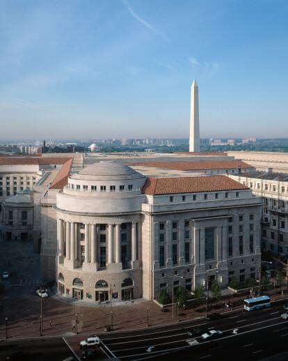 Ronald Reagan Building and International Trade Cen