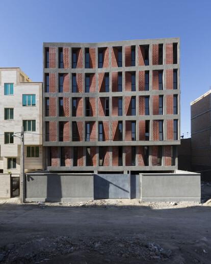 Kahrizak Residential Building No 01