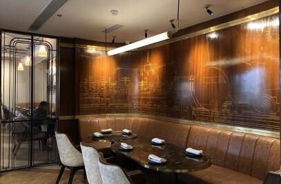 Farzi Cafe, Aerocity