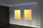 Vario Privacy Glass in a workshop - Glass OFF