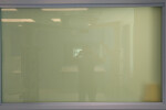 Vario Privacy Glass in a hospital - Glass OFF