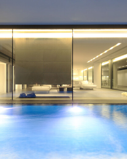 Private Residence at Alimos