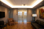 Vario Privacy Glass in an office - Glass OFF