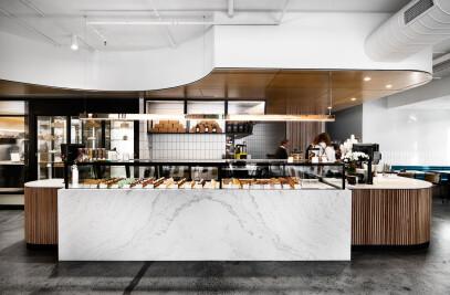 Pierrick Boyer Cafe Patisserie