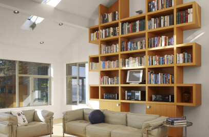 Levin/Simes Residence