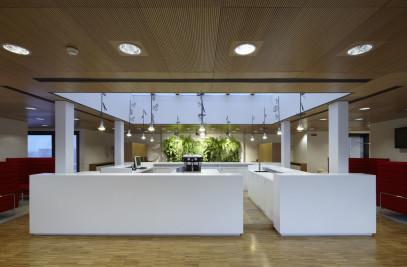 Casa delle Imprese, Intesa Sanpaolo