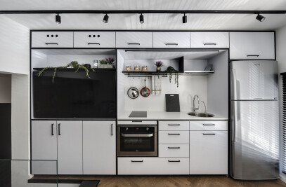 A Great Small Apartment