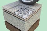 Geogravel, Geoplast