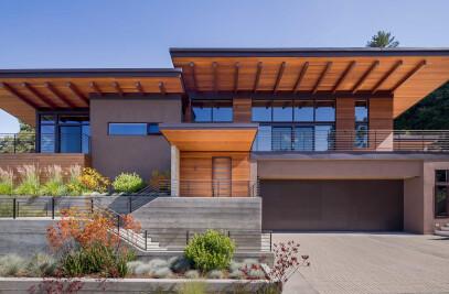 Monterey Terrace residence in Orinda