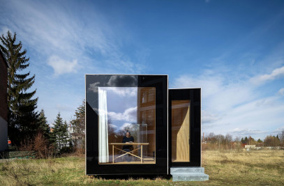 IBA Timber Prototype House