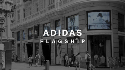 Pantallas LED indoor | Flagship Adidas - Gran Vía Madrid ????????