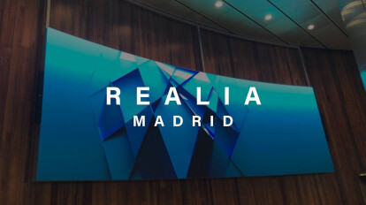2 Pantallas LED 54m2  | Torre Realia [Madrid] ► Led Dream