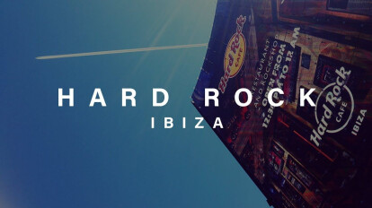 Pantalla LED Gigante | Hard Rock Ibiza ????????
