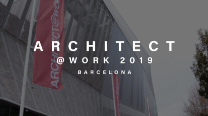 Architect@Work 2019 Barcelona | inspirando espacios con Led Display & Digital Lighting