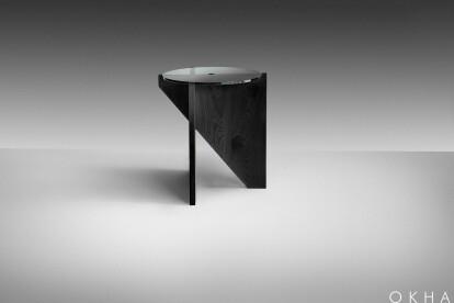 Lean Side Table