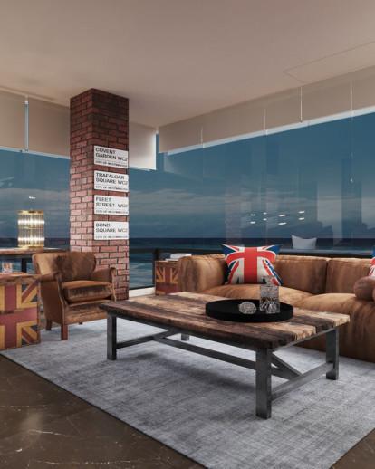 Modern Contemporary Apartment Interior Design Comelite Architecture Structure And Interior Design Archello