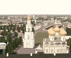 City of the 19th century