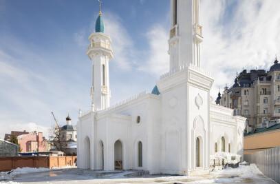Irek Mosque in Kazan