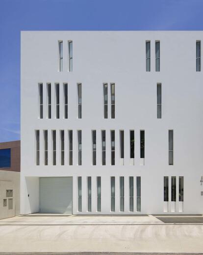 Edificio Paquidermo