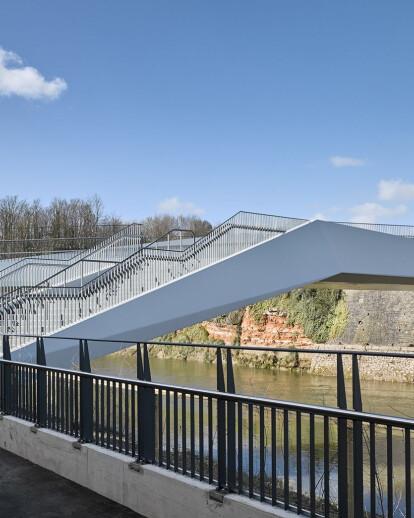 St Philips Footbridge
