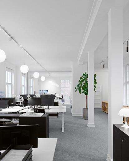 Ginnerup arkitekter office