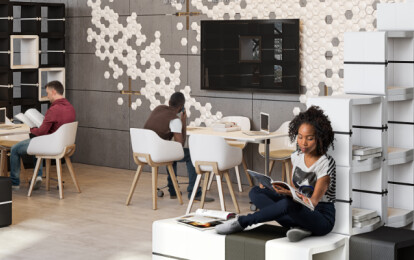 MOVISI modular lightweight furniture